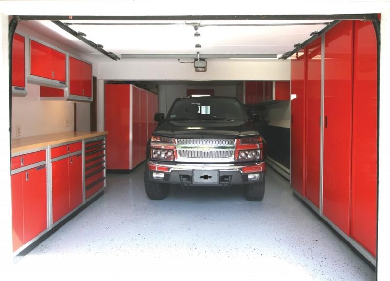 Gallery of Garage & Shop Aluminum Cabinets | Moduline - Part 4
