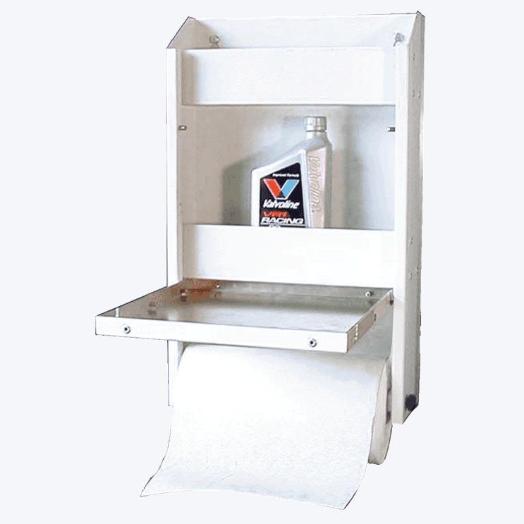 Aluminum Small Shelf Cabinet