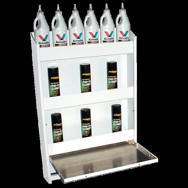 Aluminum Large Shelf Cabinet For Shop & Garage