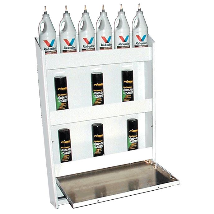 Aluminum Large Shelf Cabinet