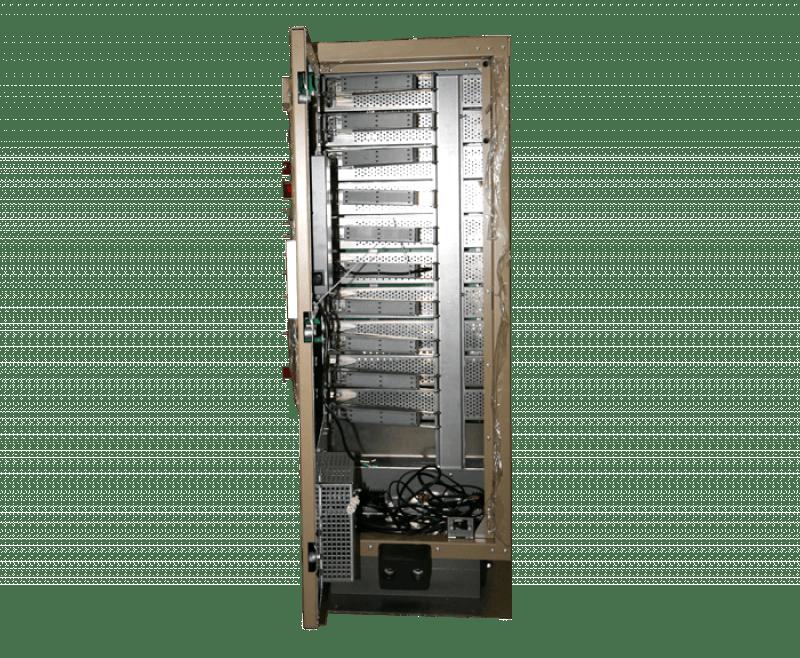 Custom Aluminum Electronics Cabinets