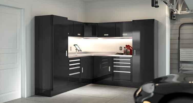 Moduline Select Series For Garage & Shop
