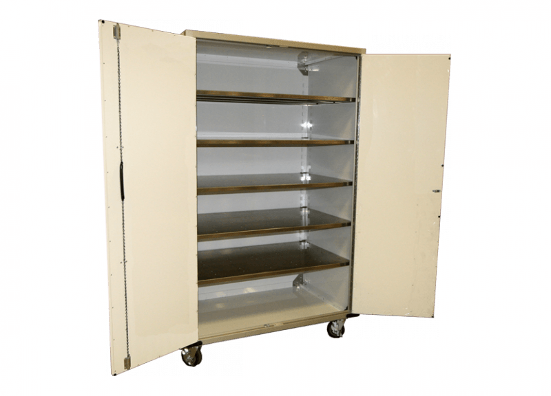 Mobile Parts Aluminum Cabinet For Garage Or Shop