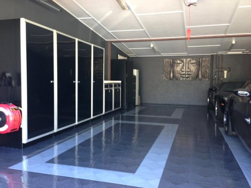 Gallery Of Garage Amp Shop Aluminum Cabinets Moduline Part 4