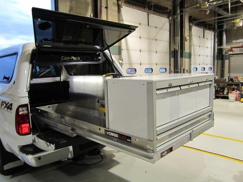 Moduline ProII™ SERIES Truck Box Aluminum Storage