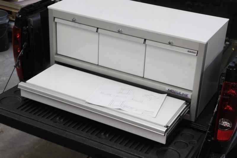 Moduline ProII™ SERIES Truck Utility Box