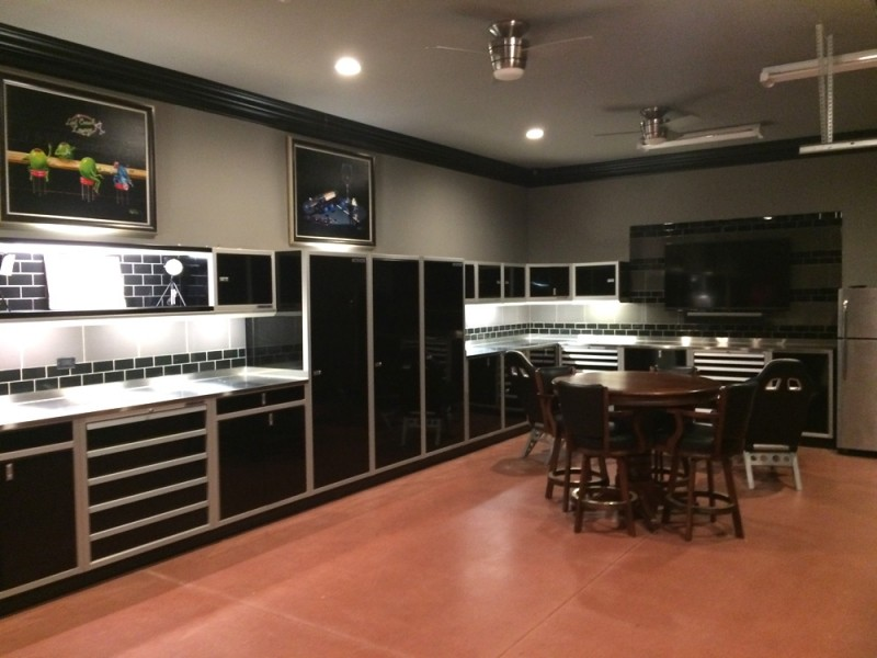 gallery of garage & shop aluminum cabinets | moduline - part 3