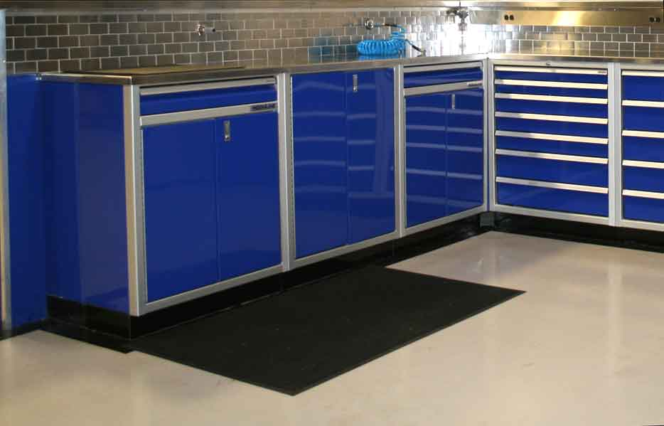 Drawer Dividers For Moduline Aluminum Cabinet Systems