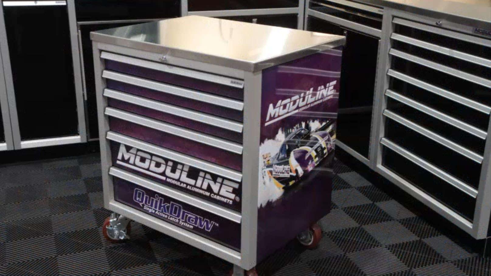 ProII™ Garage Aluminum Mobile Base Cabinets