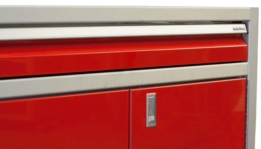 Drawers For Mobile Cabinet Systems