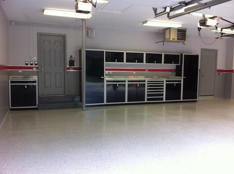 ... Moduline Cabinets Aluminum Garage Cabinets Bar Cabinet ...