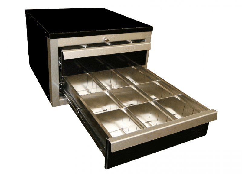Aluminum Drawer Cabinet For Small Parts