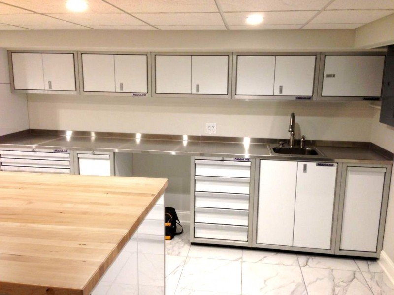 Moduline Aluminum Cabinets Bar Cabinet