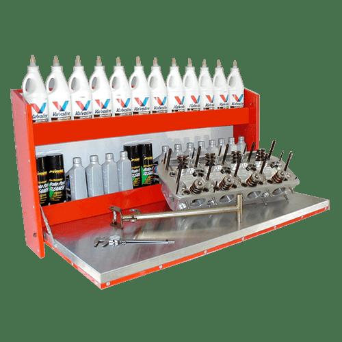 Aluminum Folding Workstation 44″ Wide