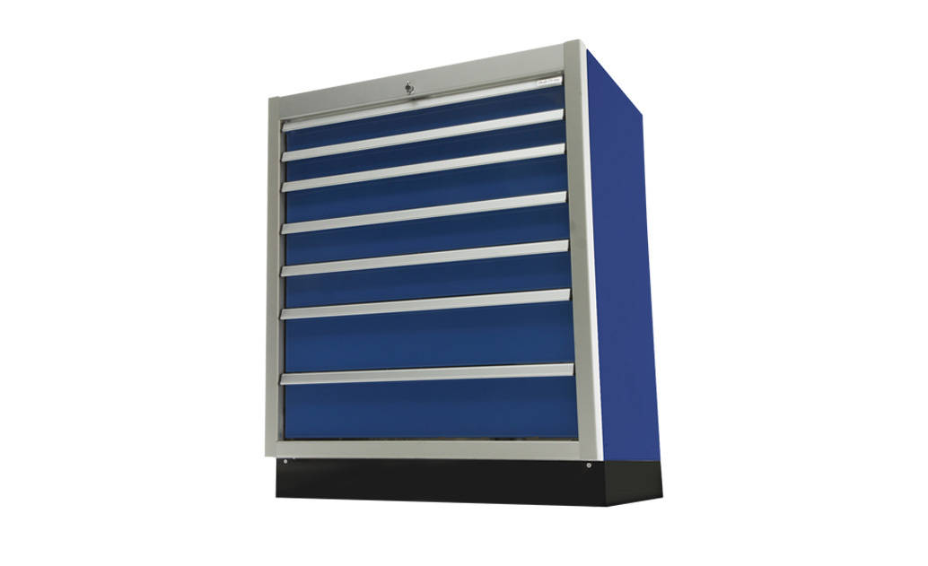Garage Aluminum Drawer And Tool Cabinets