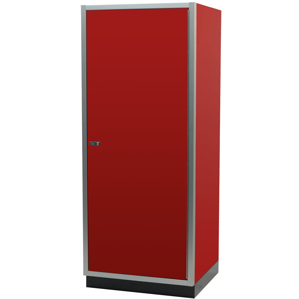 Garage Aluminum Locker Closet Cabinets
