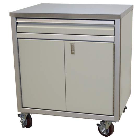 Mobile High End Cabinet For Storage