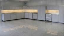 GSA Contractor Aluminum Cabinet Systems & Storage