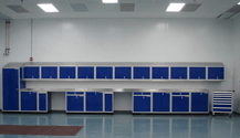 GSA Cabinets For Workshops & Garages