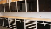 GSA Contractor Aluminum Cabinets