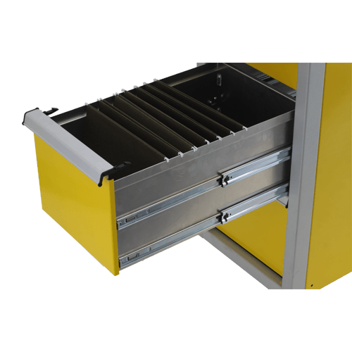 Open Aluminum Garage & Shop File Cabinets