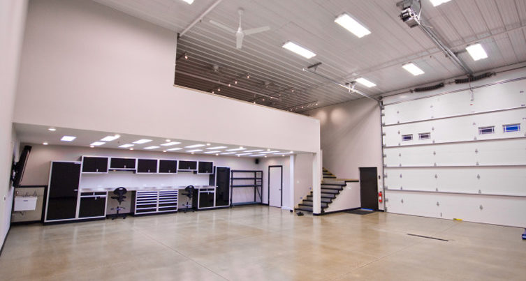 Professional Aluminum Cabinet Storage For Airplane Hangars