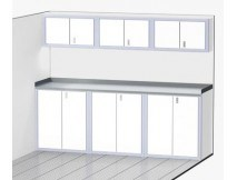 Trailer & Vehicle Lightweight Aluminum Cabinets