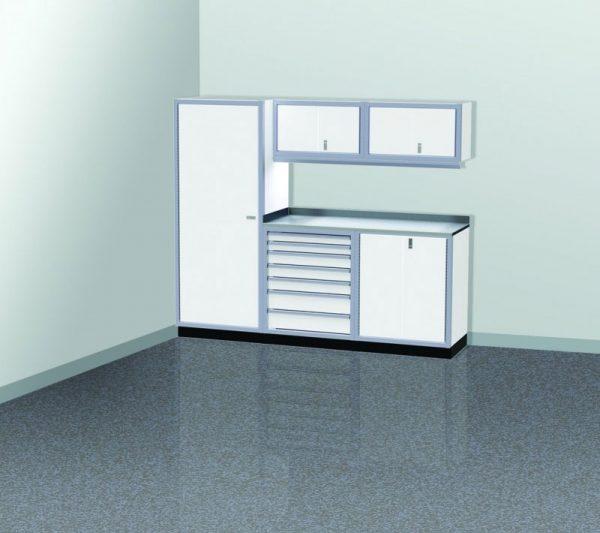 ProII™ Garage Cabinet Combination 8 Foot Wide #PGC008-04X