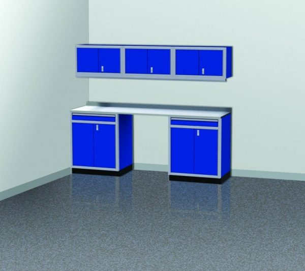 ProII™ Garage Cabinet Combination 8 Foot Wide #PGC008-06X