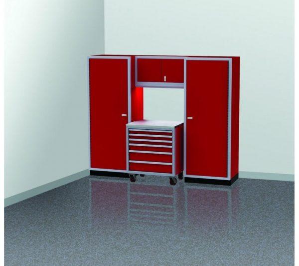 ProII™ Garage Cabinet Combination 8 Foot Wide #PGC008-07X
