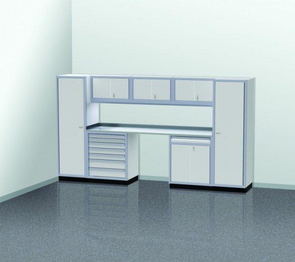 ProII™ Garage Cabinet Combination 12 Foot Wide #PGC012-01X