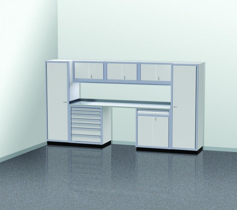 ProII™ Garage Cabinet Combination 12 Foot Wide #PGC012 01X