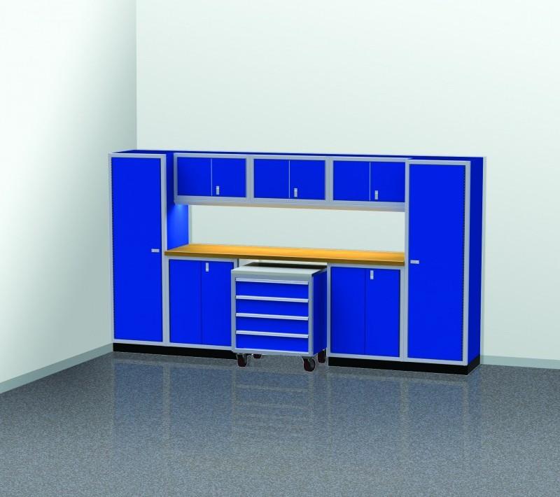 ProII™ Garage Cabinet Combination 12 Foot Wide #PGC012-04X