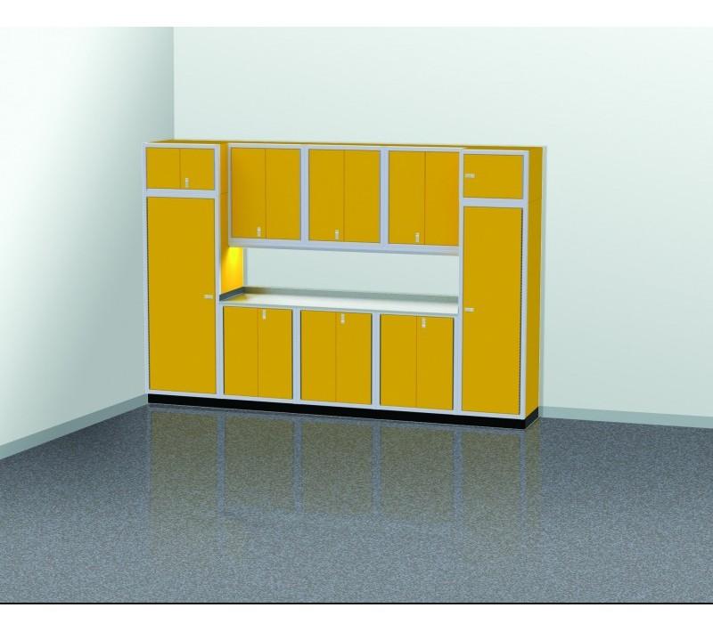 ProII™ Garage Cabinet Combination 12 Foot Wide #PGC012-05X