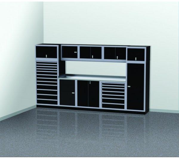ProII™ Garage Cabinet Combination 12 Foot Wide #PGC012-06X