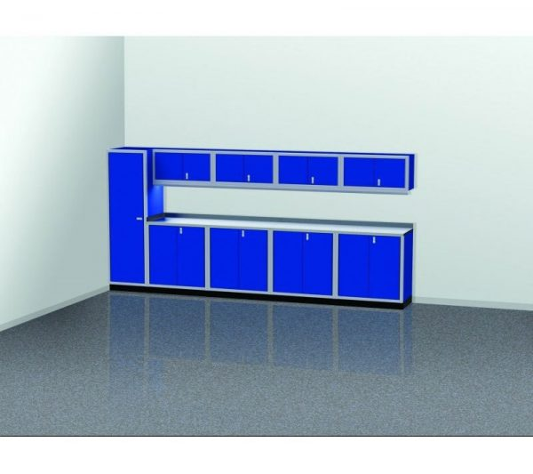 ProII™ Garage Cabinet Combination 14 Foot Wide #PGC014-01X