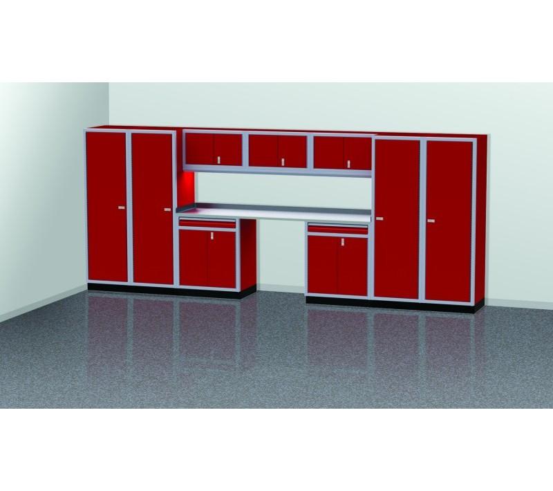 ProII™ Garage Cabinet Combination 16 Foot Wide #PGC016-01X