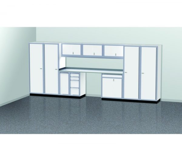 ProII™ Garage Cabinet Combination 16 Foot Wide #PGC016-02X