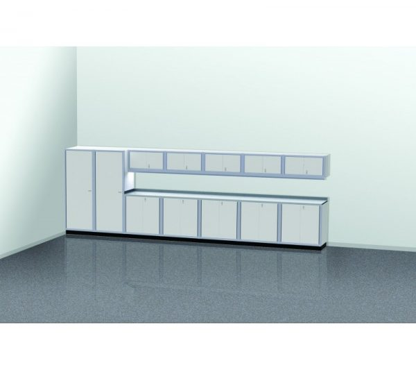 PROIITM Garage Cabinet Combination 20 Foot Wide #PGC020-01X
