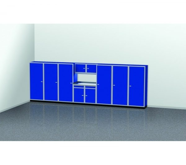 PROIITM Garage Cabinet Combination 20 Foot Wide #PGC020-03X