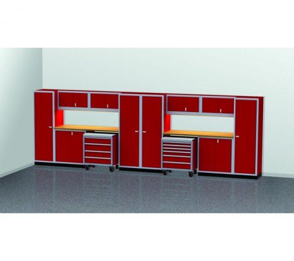 PROIITM Garage Cabinet Combination 20 Foot Wide #PGC020-04X