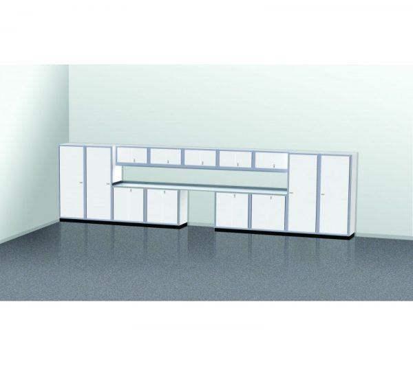 PROIITM Garage Cabinet Combination 25 Foot Wide #PGC025-01X