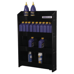Aluminum Bottle & Oil Rack Trailer Accessories