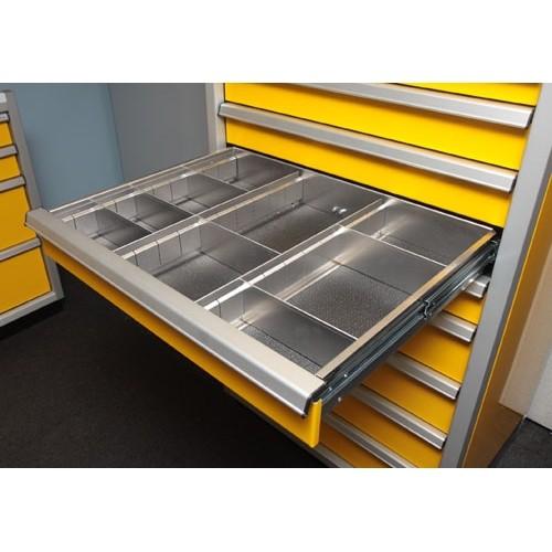 Aluminum Drawer Dividers