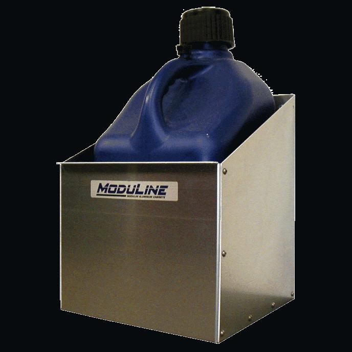 Aluminum Fuel Jug Holder Storage