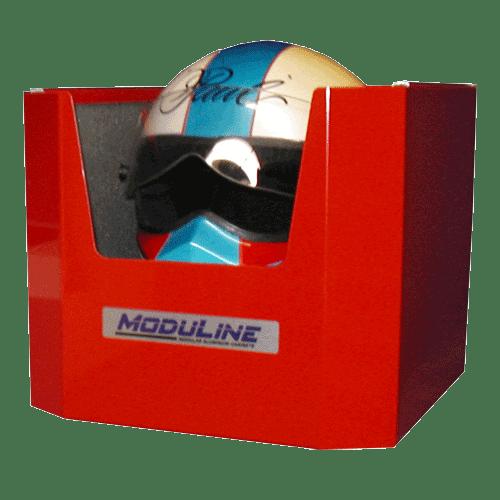 Aluminum Helmet Holder Trailer Accessories