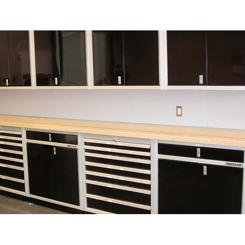 butcher block bench tops for workbenches moduline cabinets