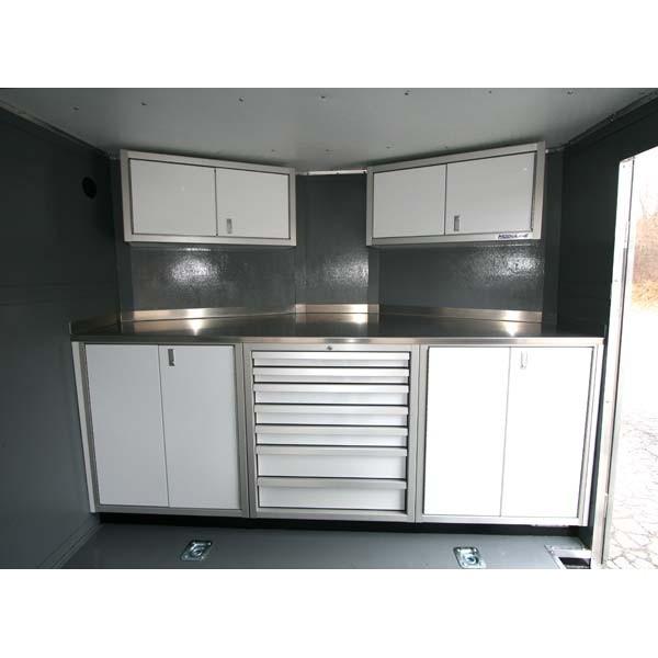 Aluminum Toe Kick Kitchen Cabinets
