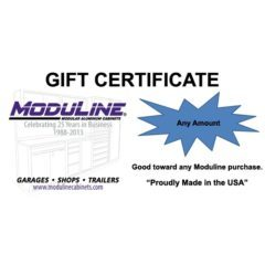 Moduline Cabinets Gift Certificate