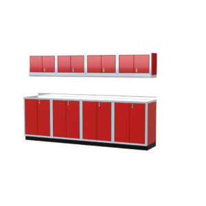ProII™ Garage Cabinet Combination 10 Foot Wide #PGC010-01X